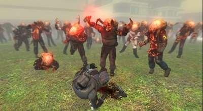 Garrys Mod — Sabre-AN's HeadCrab Zombie NPC's
