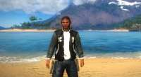 Just Cause 2 — Франклин из GTA 5 | Just Cause 2 моды