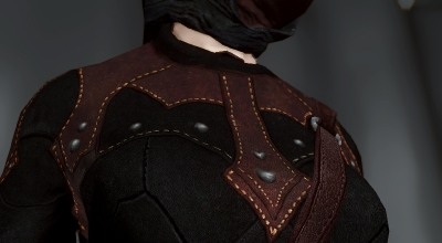 Skyrim — HD Ретекстур брони Темного Братства | Skyrim моды