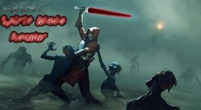 DA: Inquisition — Реколор «Призрачного Клинка» | Dragon Age моды