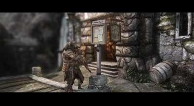 Skyrim — Доски Объявлений (The Notice Board) | Skyrim моды