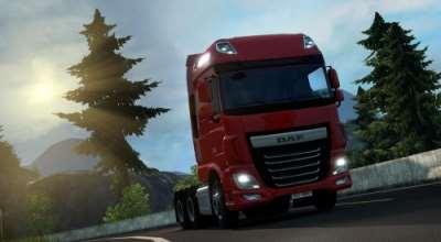 ETS 2 — Новый двигатель для всех тягачей (All truck 750hp mod) | ETS2 моды