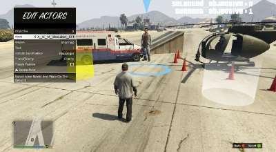 GTA 5 — Создание своих миссий (Build a Mission)   GTA 5 моды
