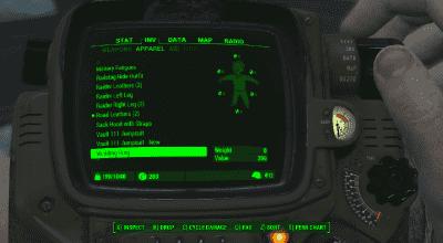Fallout 4 — Модификация лимита на переносимый вес | Fallout 4 моды