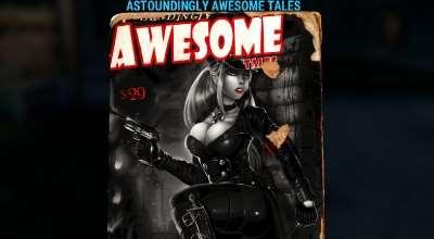 Fallout 4 — Ретекстур журналов 18+ | Fallout 4 моды