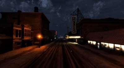 Garrys mod — North Yankton [GTA V]-Night Version
