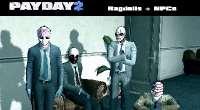 Garry's Mod 13 — NPC из Payday 2