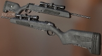 Fallout NV – оружие «Разведчик» | Fallout New Vegas моды