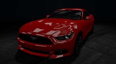 Garry's Mod 13 — Автомобиль Ford Mustang GT 2015