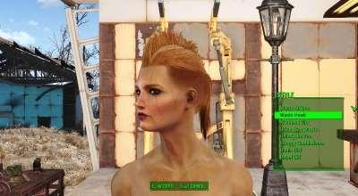 Fallout 4 — Более 100 новых причесок | Fallout 4 моды