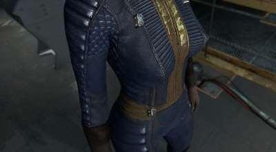 Fallout 4 — Ультра-качественный комбинезон убежища 111 | Fallout 4 моды