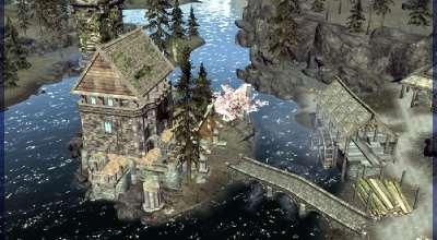 Skyrim — Усадьба у лесопилки Солитьюда | Skyrim моды