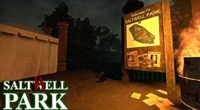 Left 4 Dead 2 — Кампания «Парк SaltHell» | Left 4 Dead 2 моды
