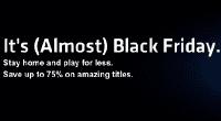 Распродажа Black Friday в Origin