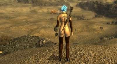 Fallout NV — Броня бикини | Fallout New Vegas моды