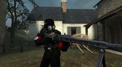 Garrys mod — Огромный пак оружие Второй Мировой Войны