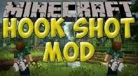Minecraft — Крюк для 1.7.10 / 1.7.2 | Minecraft моды