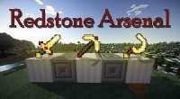 Minecraft — Инструменты и оружие из редстоуна / Redstone Arsenal для 1.7.10/1.6.4 | Minecraft моды