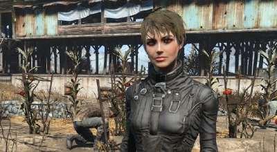 Fallout 4 — Реплейсер Кюри | Fallout 4 моды