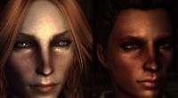 Skyrim — Реалистичные текстуры кожи для девушек | Skyrim моды