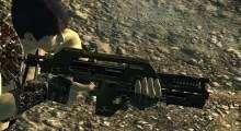 Fallout 3 — Импульсная винтовка из AvP | Fallout 3 моды