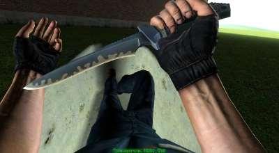 Garry's Mod 13 — Суицидальный нож   Garrys mod моды