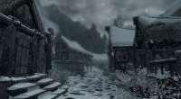 Skyrim — Реплейсер снега | Skyrim моды