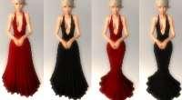 Oblivion — Платья с глубоким вырезом (Deep Dress) | Oblivion моды