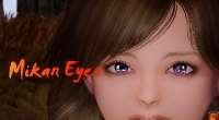 Skyrim — Глаза Микан / Mikan Eyes | Skyrim моды