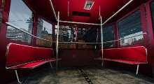 GTA IV — Ретекстур сидений в трамвае   GTA 4 моды