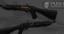 GTA 4 — SPAS12 Tactical | GTA 4 моды