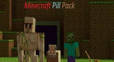 Garrys mod — Minecraft Pill Pack | Garrys mod моды