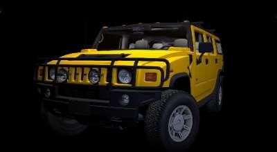 Garrys mod — 2003 Hummer H2 | Garrys mod моды