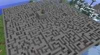Minecraft — Dynamic Mazes / Динамические лабиринты (SSP / SMP) для 1.7.10/1.7.2/1.6.4/1.5.2 | Minecraft моды