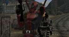 Fallout NV — Костюм Дэдпула от Solid_Snake   Fallout New Vegas моды