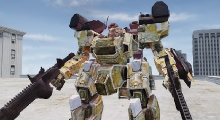 GTA 4 — Управляемый робот | GTA 4 моды