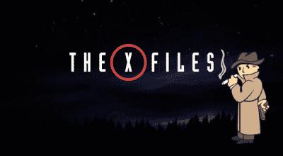 Fallout 4 — Таинственный Незнакомец (Музыка из X-Files) | Fallout 4 моды