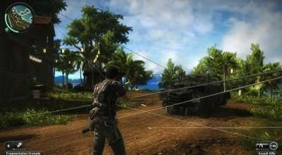 Just Cause 2 — BOLOPATCH | Just Cause 2 моды