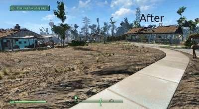 Fallout 4 — Весенняя уборка | Fallout 4 моды