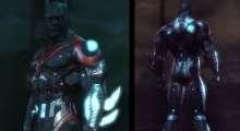 Batman AC — Batman Beyond X   Разное моды