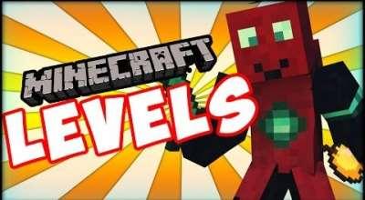 Minecraft — Levels / Прокачка опыта и новые умения для 1.11.2/1.10.2/1.7.10 | Minecraft моды