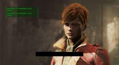 Fallout 4 — Новая прическа Пайпер (Prettier Piper (Redhead)) | Fallout 4 моды