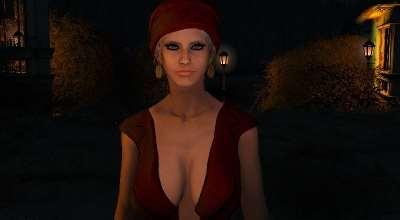 Fallout 4 — Обновленный наряд Матушки Мерфи | Fallout 4 моды