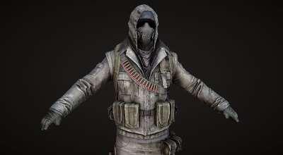 Fallout 4 — Одежда мятежника | Fallout 4 моды