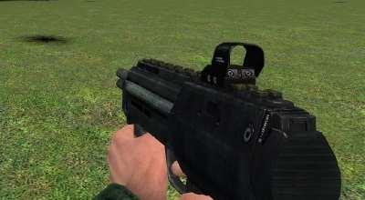 Garrys Mod — Музыкальная пушка