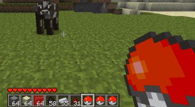 Minecraft — Pokeball / Покебол