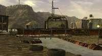 Fallout NV — баржа мародёров | Fallout New Vegas моды