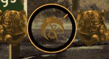 Fallout NV — Новые загрузочные колёса | Fallout New Vegas моды