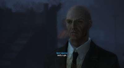 Fallout 4 — Новый облик Валентайна | Fallout 4 моды