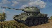 World Of Tanks 0.8.6 — Ремоделлинг T-34-85 с ветками | World Of Tanks моды